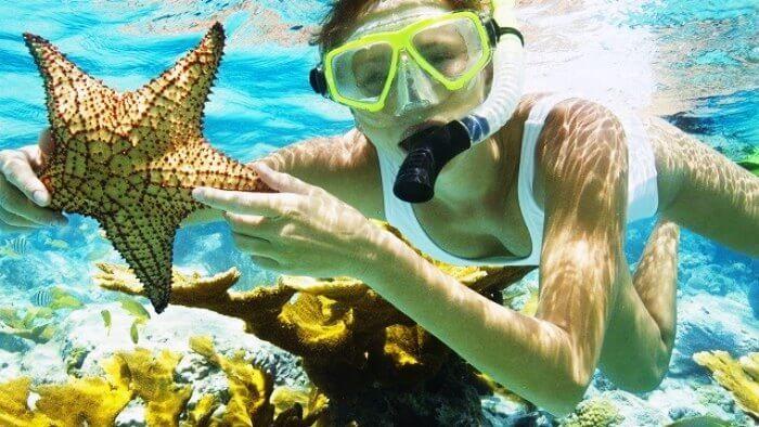 Tour câu cá lặn ngắm san hô Nam Đảo Phú Quốc