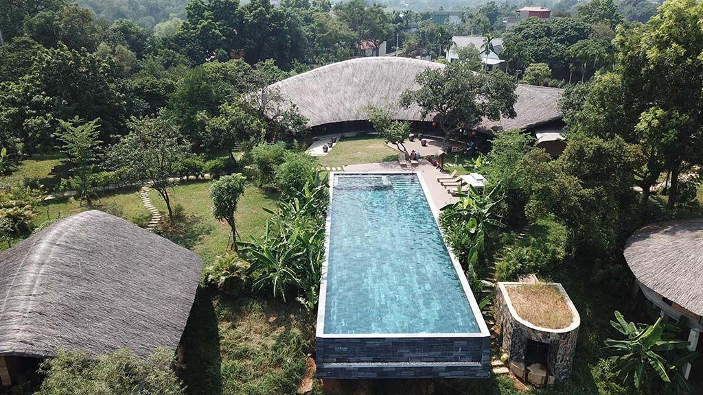 Tomodachi Retreat Làng Mít Sơn Tây