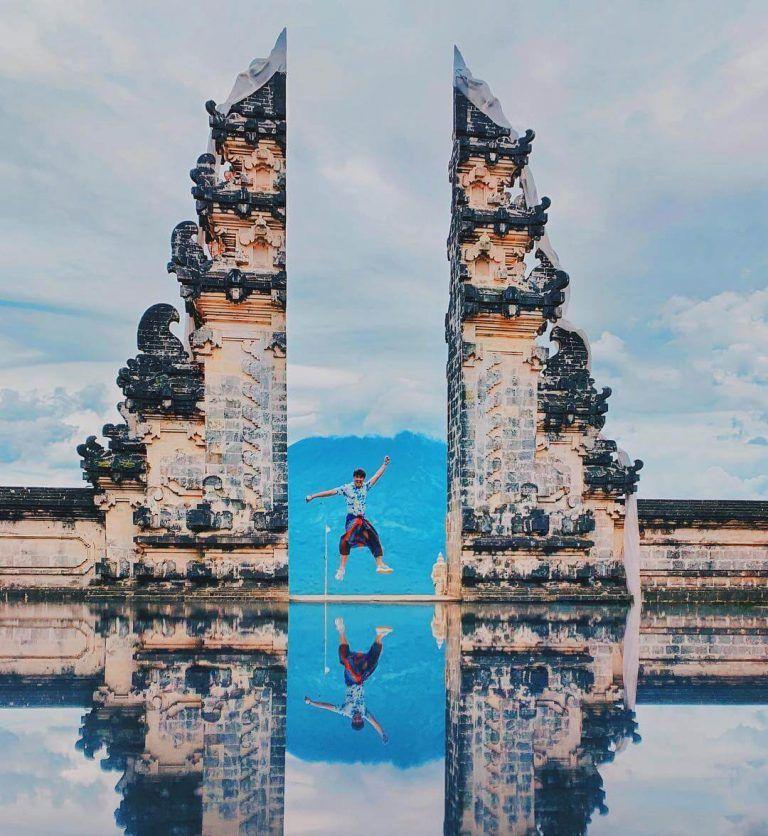 Bali - cổng trời handara