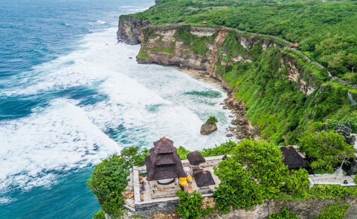 Đền Uluwatu Bali